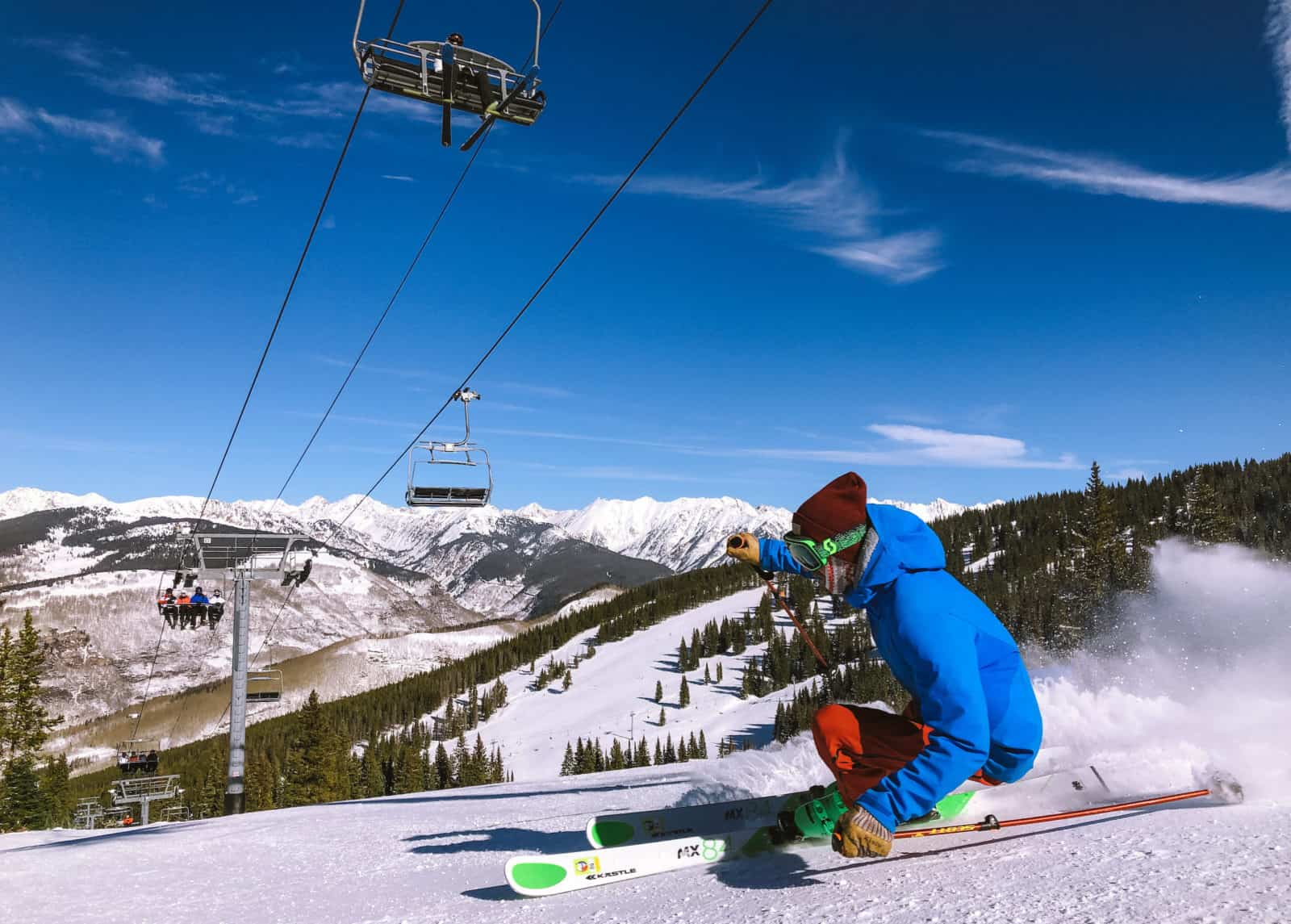 Vista Bahn Ski Rentals