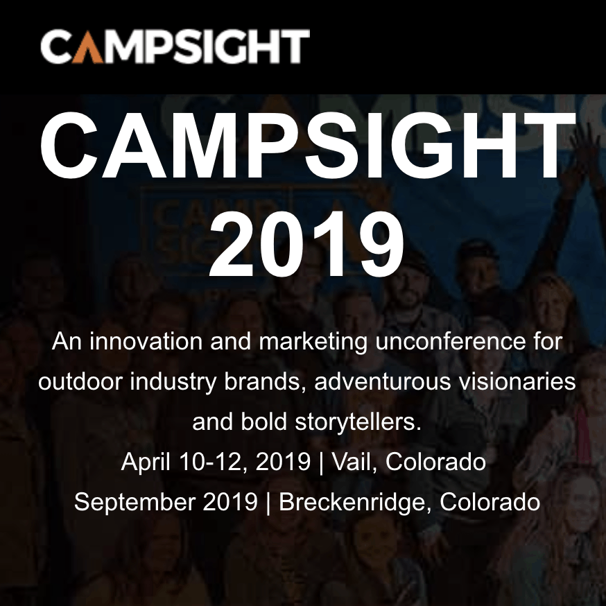 Campsight Vail 2019