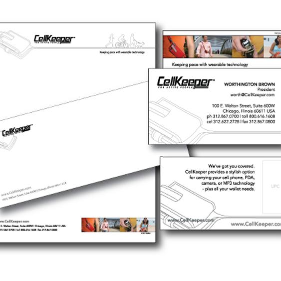 Cellkeeper corporate ID
